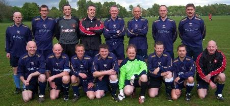 The 2009 Howard's Rangers Team - news image