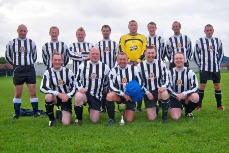 Penrith Clinch 2008 Division 2 Title - news image