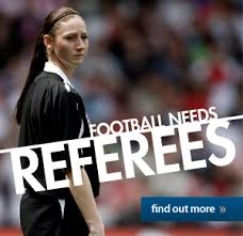 Referee Recruitment - news image