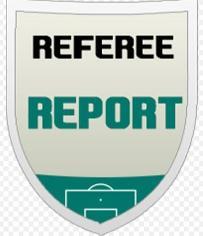 REFEREE MATCH REPORT CARD - news image