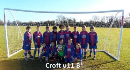 Croft Jnrs u11 B