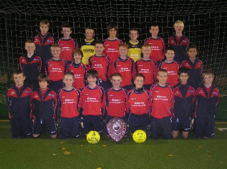 Wickham Wanderers team photo