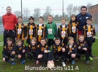 Blunsdon Colts u11 A