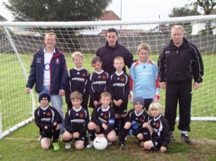Swindon Rangers u9s B