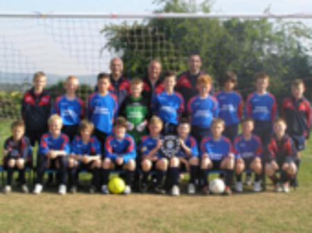 Wickham Wanderers U11 2006/7
