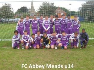 FC Abbey Meads u14