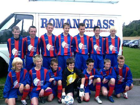 Croft Juniors under 14B