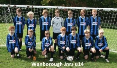 Wanborough Jnrs u14