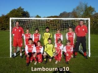 Lambourn Sports u10