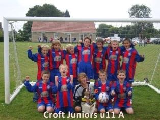 CROFT U11 A