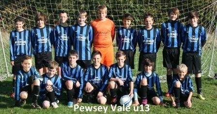 Pewsey Vale u13