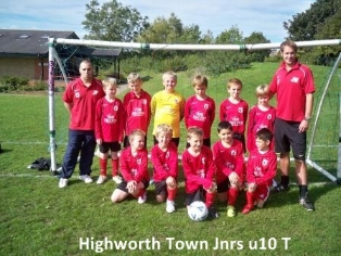 Highworth Town Juniors u10 T