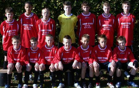 Penhill Allstars under 14's B