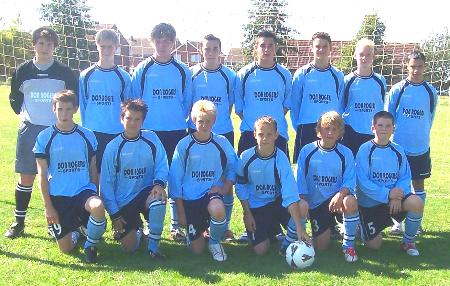 Wroughton U16A