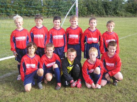 Wickham Wanderers U10 Picture