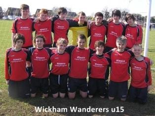 Wickham Wanderers u15