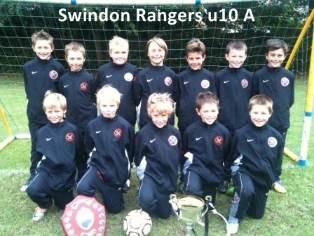 Swindon Rangers u10 A