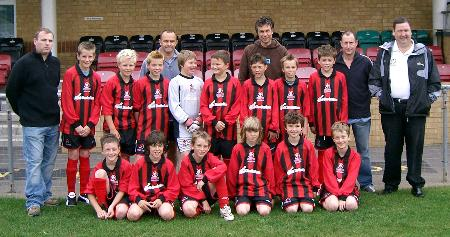 Cirencester Town under 12's