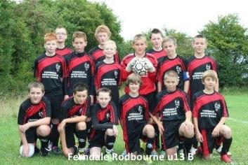 Ferndale Rodbourn u13 B