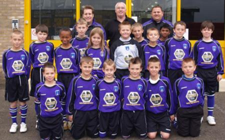 FC Abbey Meads u11's