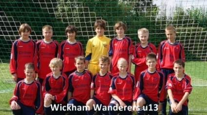 Wickham Wanderers u13