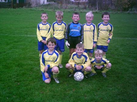 Wootton Bassett Town U9B Season 2005/6