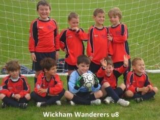 Wickham Wanderers u8