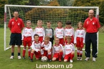 Lambourn Sports u9