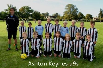 Ashton Keynes u9
