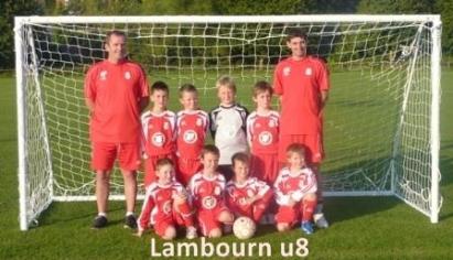 Lambourn Sports u8