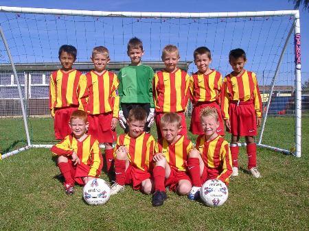 South Swindon U9's 2006-7