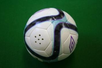New Umbro Blind Footballs For Sale - news image