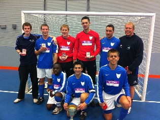 Brian Aarons Cup 2010/11 - news image