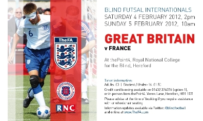 Great Britain to play European Champions - news image