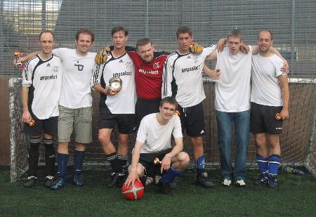 2007 5-A-SIDE RUNNERS UP - news image