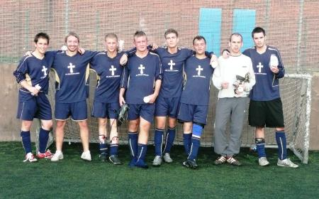 2008 5-A-SIDE RUNNERS UP - news image