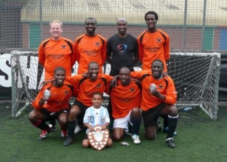 ORANGES TOO SHARP AS LEWIN WIN 5-A-SIDE - news image