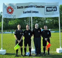 Referees Match Report Form - news image